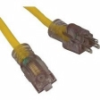 Bayco - SL754L - 100' Single-Tap 14/3 Extension Cord w/Lighted End