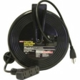 Bayco - SL801 - Triple-Tap Extension Cord - 30' 14/3 on Metal Retractable Reel