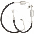 Four Seasons - 56156 - Hose Assy /Discharge, Suction