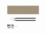3M - 68778 - Scotchcal Striping Tape, 1/4 inch, Pastel Sandstone