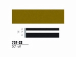 3M - 70703 - Scotchcal Striping Tape, 1/2 inch, Gold Metallic