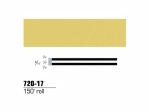 3M - 72017 - Scotchcal Striping Tape, 3/16 inch, Tan