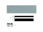 3M - 724-05 - Scotchcal Striping Tape 72405, Silver Metallic, 1/2 in x 150 ft