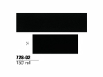 3M - 728-02 - Scotchcal Striping Tape, Black, 3/4 in x 150 ft