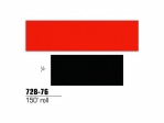 3M - 72876 - Scotchcal Striping Tape 72876, Tomato Red, 3/4 in x 150 ft