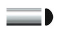 Cowles ProtektoTrim - 37-422 - Wheel Well Molding 1/2