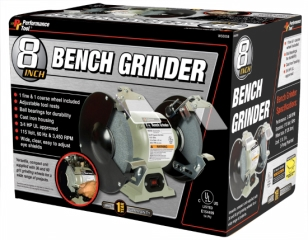 Wilmar Performance Tool W50058 8 Quot Bench Grinder