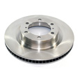 AutoExtra - AX900910 - Front Brake Rotor/Disc
