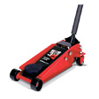 American Forge and Foundry - 350GT - 3 1/2 Ton Heavy-Duty Floor Jack w/ONE-Piece HANDLE