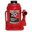 American Forge and Foundry - 3522 - Bottle Jack 20 Ton, Short Body