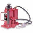 American Forge and Foundry - 5520B - 20 Ton AIR/Hydraulic Bottle Jack