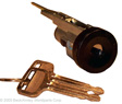 Beck Arnley - 201-1694 - Ignition Key And Tumbler