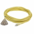 Bayco - SL747L - 50' Triple-Tap 12/3 Pro Extension Cord w/Lighted End