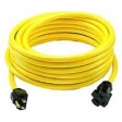 Bayco - SL758L - 50' Single-Tap 12/3 Extension Cord w/Lighted End