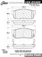 Centric - 105.05400 - Ceramic Brake Pads