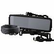ECCO - EC4210B-K - Gemineye, 4in Lcd Rear View Mirror Color, Audio 12-24VDC(Incl Ec4210B-M, Ec2026-C, Ectc20-4)