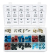FJC - 2683 - Master Valve Core & Cap Assortment