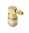 FJC - 6010 - R134a 90 Degree Quick Coupler 1/4