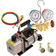 FJC - 9281 - Vacuum Pump & Gauge Set Assortment