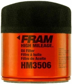 Fram Filters - HM3506 - High Mileage Oil Filter