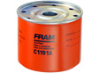 Fram Filters - C1191A - Fuel Cartridge