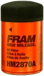 Fram Filters - HM2870A - High Mileage Oil Filter