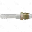 Four Seasons - 11708 - Straight Male Standard O-Ring A/C Fitting