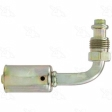 Four Seasons - 12906 - 90 Male Standard O-Ring A/C Fitting