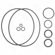 Four Seasons - 24008 - A6 Compressor O-Ring Kit