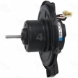 Four Seasons - 35634 - Blower Motor /Flanged