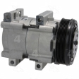 Four Seasons - 58127 - New Ford FS10 Compressor w/ Clutch