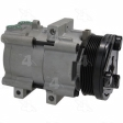 Four Seasons - 58129 - Compressor New /Ford FS10