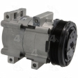 Four Seasons - 58141 - New Ford FS10 Compressor w/ Clutch
