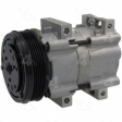 Four Seasons - 58144 - New Ford FS10 Compressor w/ Clutch