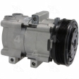 Four Seasons - 58145 - Compressor New /Ford FS10