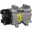 Four Seasons - 58159 - New Ford FS10 Compressor w/ Clutch