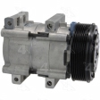 Four Seasons - 58161 - Compressor New /Ford FS10