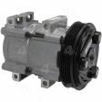 Four Seasons - 58162 - Compressor New /Ford FS10