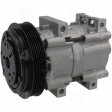 Four Seasons - 58163 - Compressor New /Ford FS10