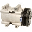 Four Seasons - 58169 - New Ford FS10 Compressor w/ Clutch