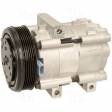 Four Seasons - 58172 - New Ford FS10 Compressor w/ Clutch