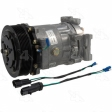 Four Seasons - 58553 - Compressor New /Sanden 7
