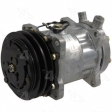 Four Seasons - 58591 - New Sanden/Sankyo SD5H14 Compressor w/ Clutch