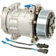 Four Seasons - 68589 - Compressor New /Sanden 7