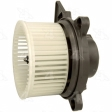 Four Seasons - 75772 - Flanged Vented CCW Blower Motor w/ Wheel