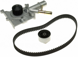 Gates - TCKWP283 - Timing Belt Component Kit with Water Pump