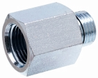 Gates - G60275-0302 - Hydraulic Coupling / Adapter