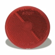 Grote - 40072 - Round Stick-On Reflector