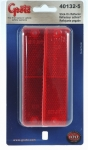 Grote - 40132-5 - Mini Stick-On Rectangular Reflectors