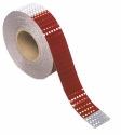 Grote - 40650 - Silver/Red Conspicuity Tape
